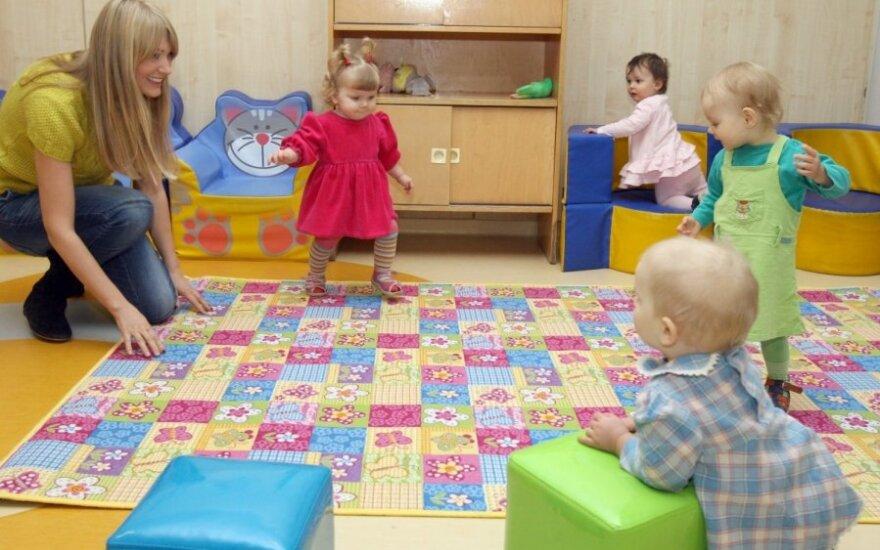 Edukacja dzieci dwujęzycznych - maluchy