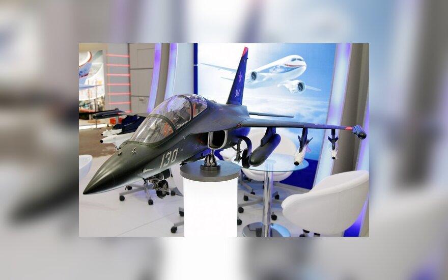 Беларусь хочет купить учебно-боевые Як-130