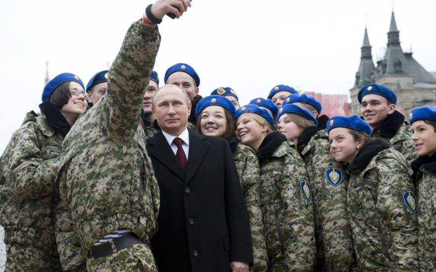 """СМИ сообщили о трудностях в работе над """"образом будущего"""" для кампании Путина"""