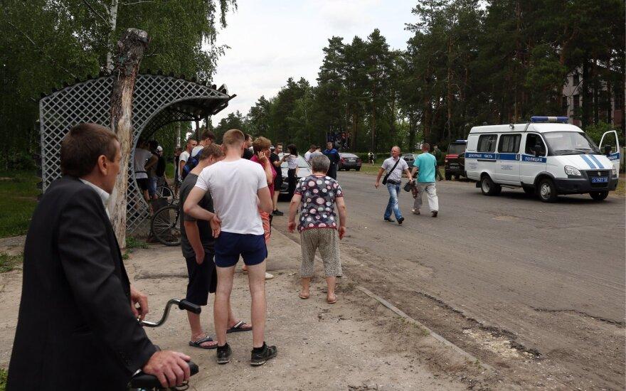 Минобороны РФ объявило о ликвидации пожара на складе боеприпасов в Красноярском крае