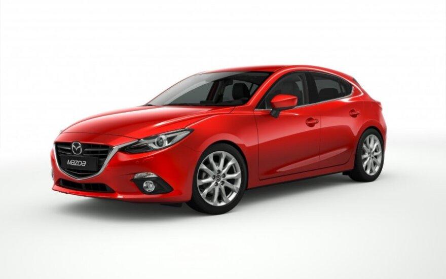 Седан Mazda3 представлен официально