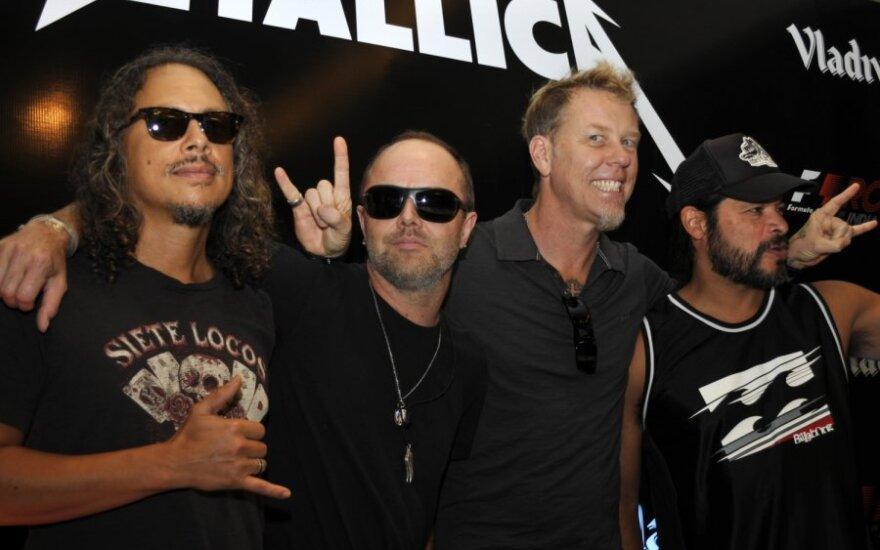 Metallica znów nagrywa