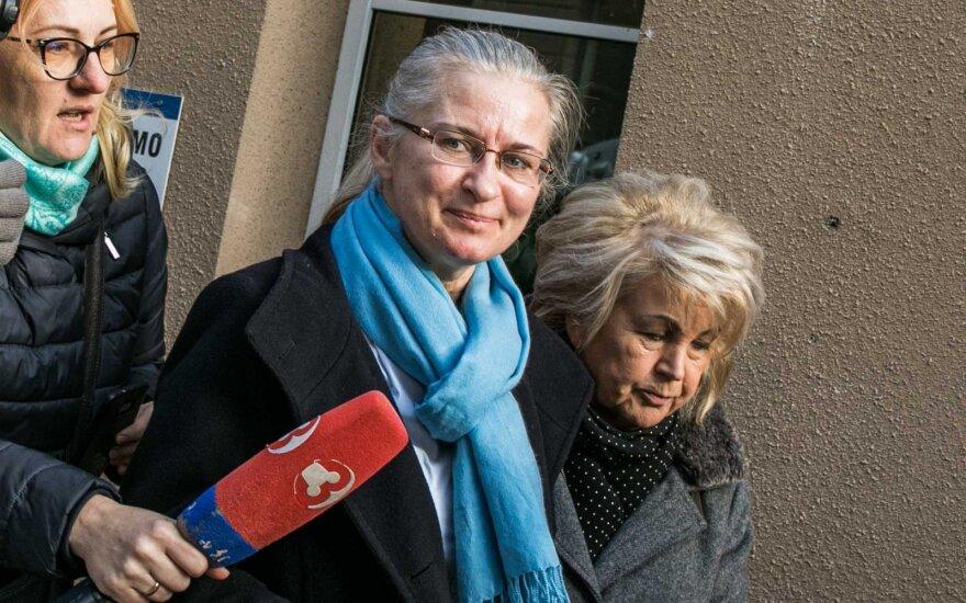 Дело Венцкене будет рассматривать Паневежский окружной суд