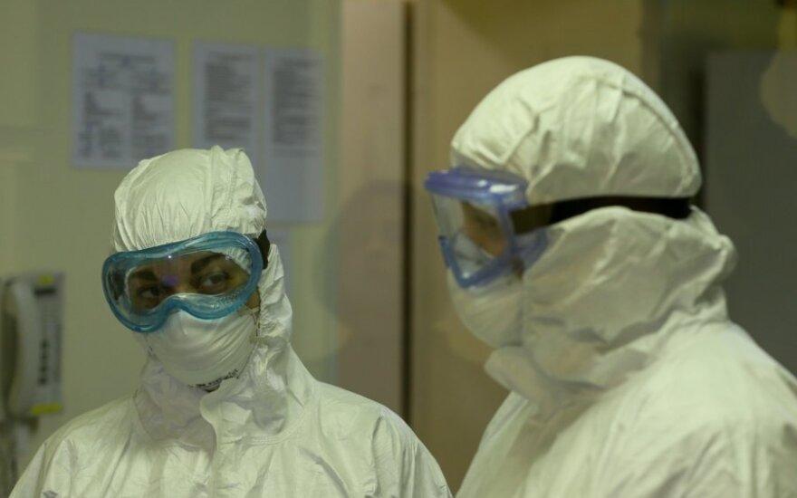 В России выявили сразу 771 новый случай заражения коронавирусом
