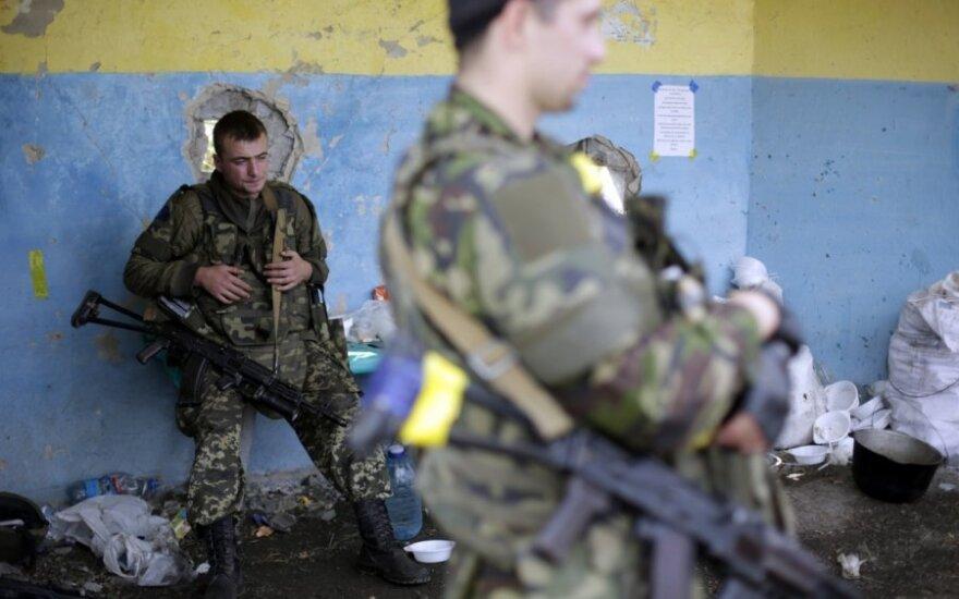 На лечение в Литву прибыли бойцы АТО