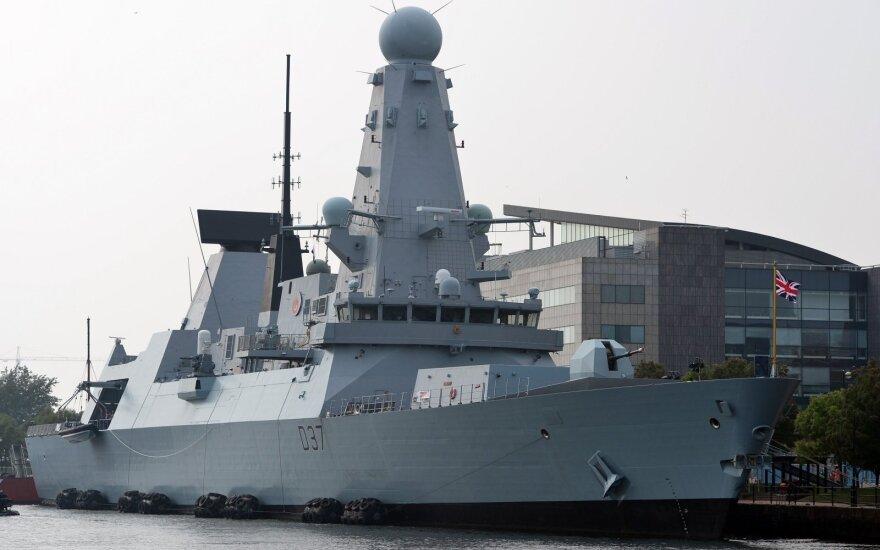 """HMS Duncan"""