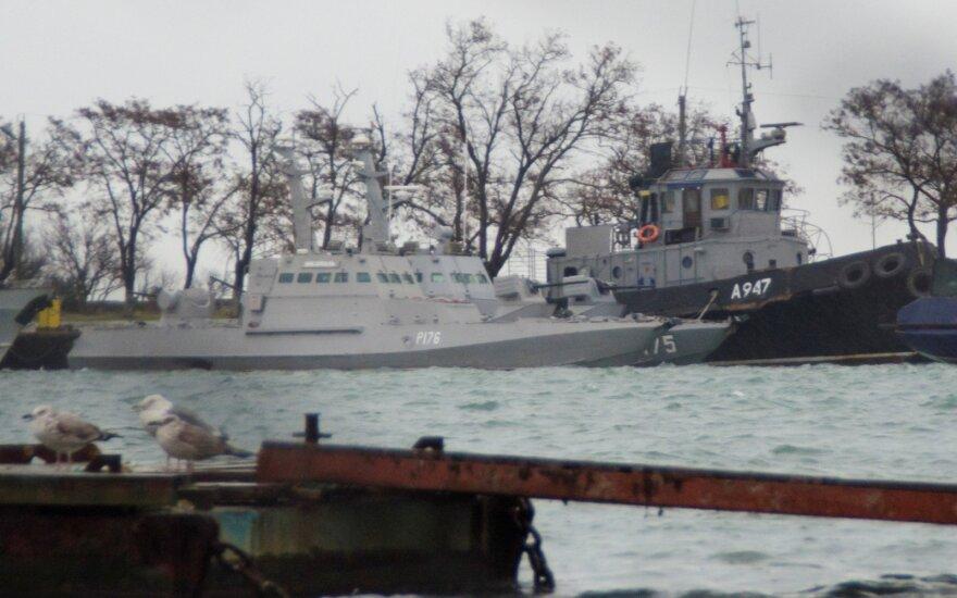 ЕС ввел санкции против восьми россиян за инцидент в Керченском проливе