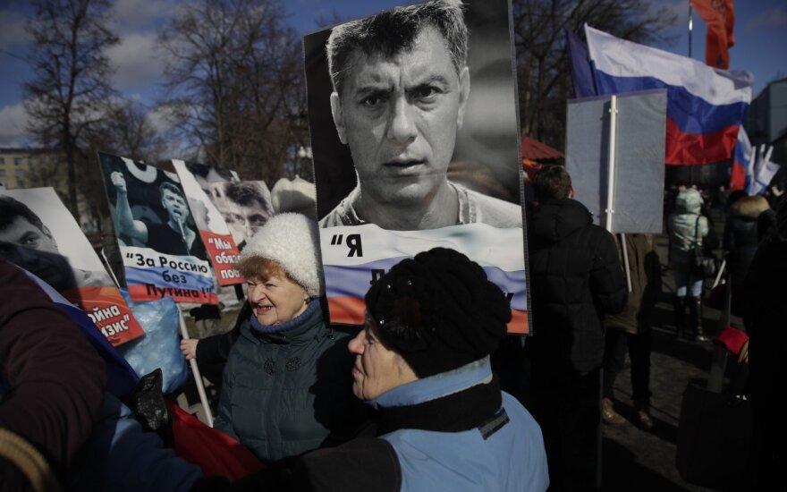Акции памяти Бориса Немцова: Три года без политика