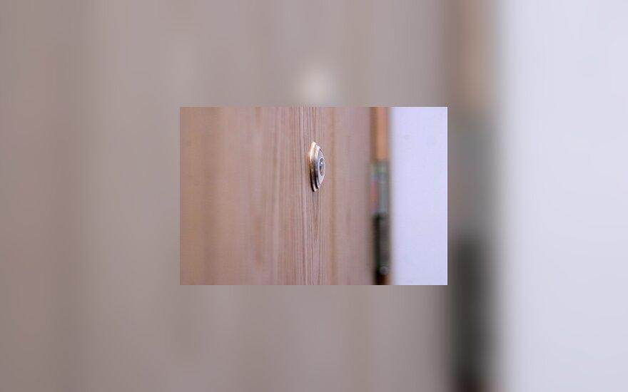 Durų akutė