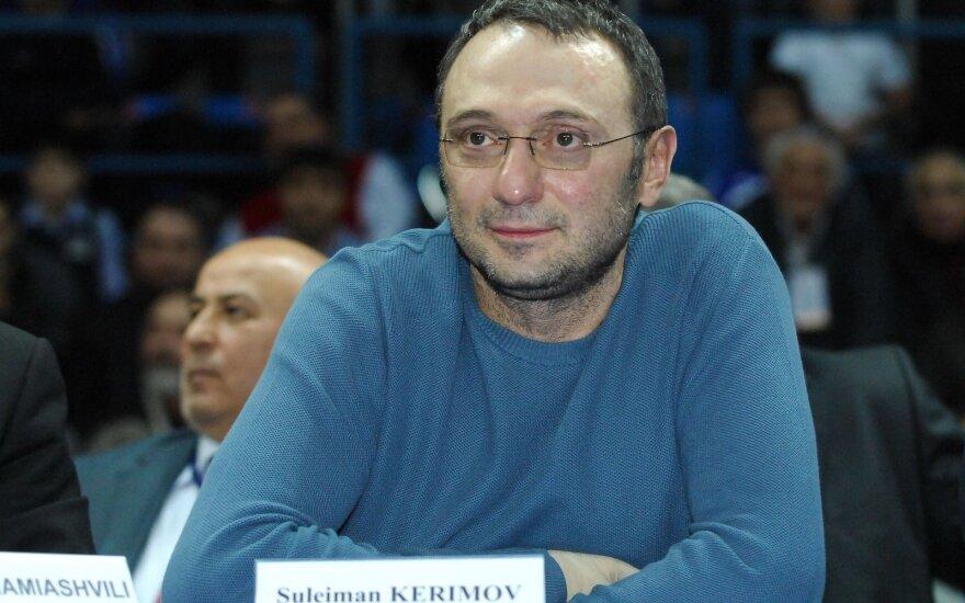 Суд во Франции предъявил обвинение бизнесмену Сулейману Керимову