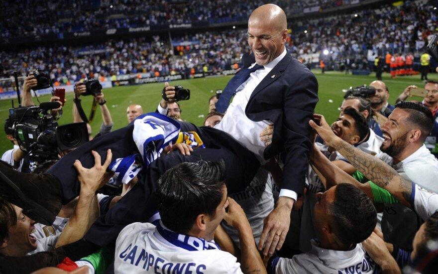 "Madrido ""Real"" triumfas"