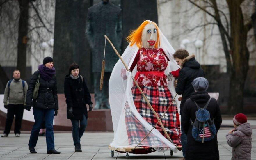 Литва: через 10 лет число людей в возрасте 25-34 лет снизится на треть