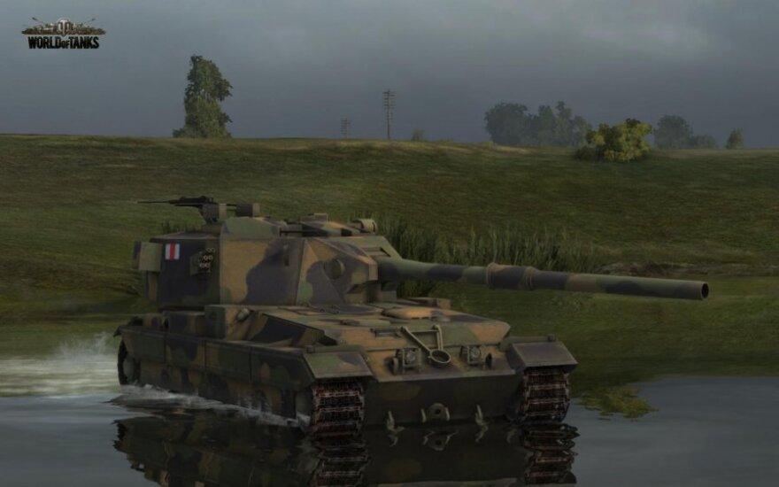 Brytyjskie niszczyciele czołgów