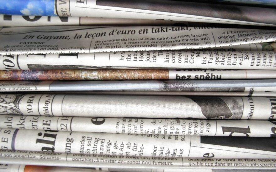 В рейтинге свободы СМИ Литва опережает США, но уступает Латвии