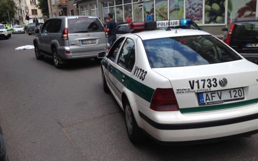В Вильнюсе внедорожник насмерть сбил 10-летнего мальчика