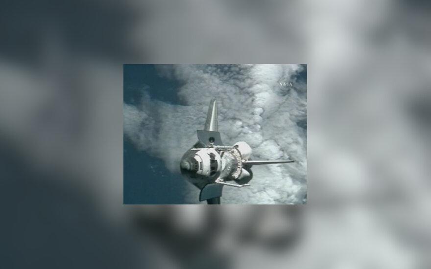 "Erdvėlaivis ""Discovery"", NASA"