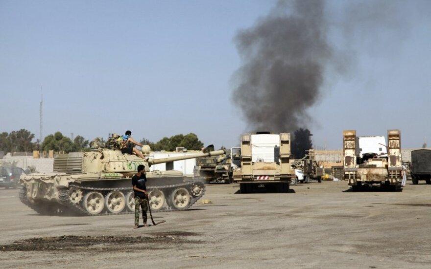 Нападение на посольство Южной Кореи в Ливии: убиты двое охранников
