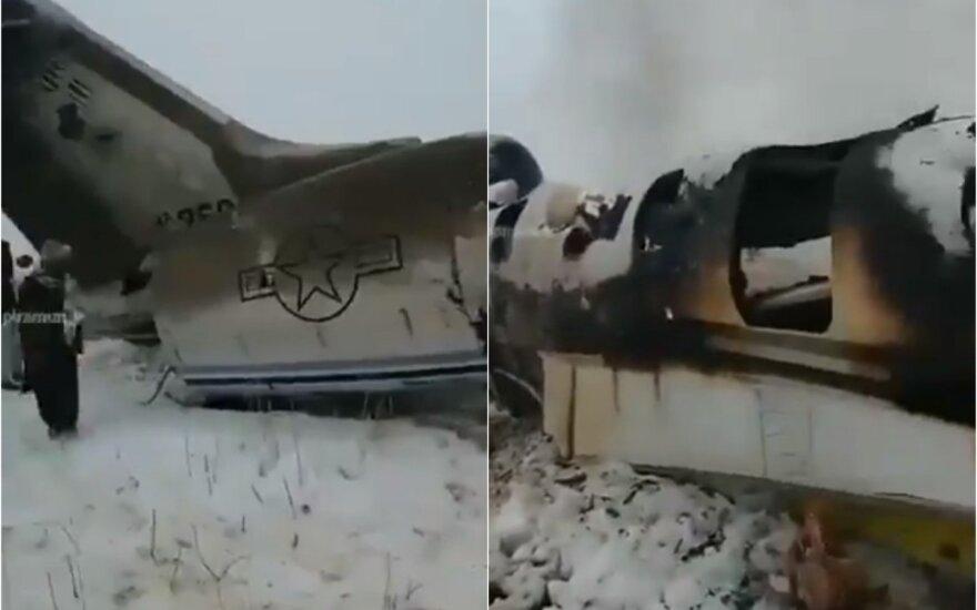 Талибы взяли на себя ответственность за крушение самолета в Афганистане