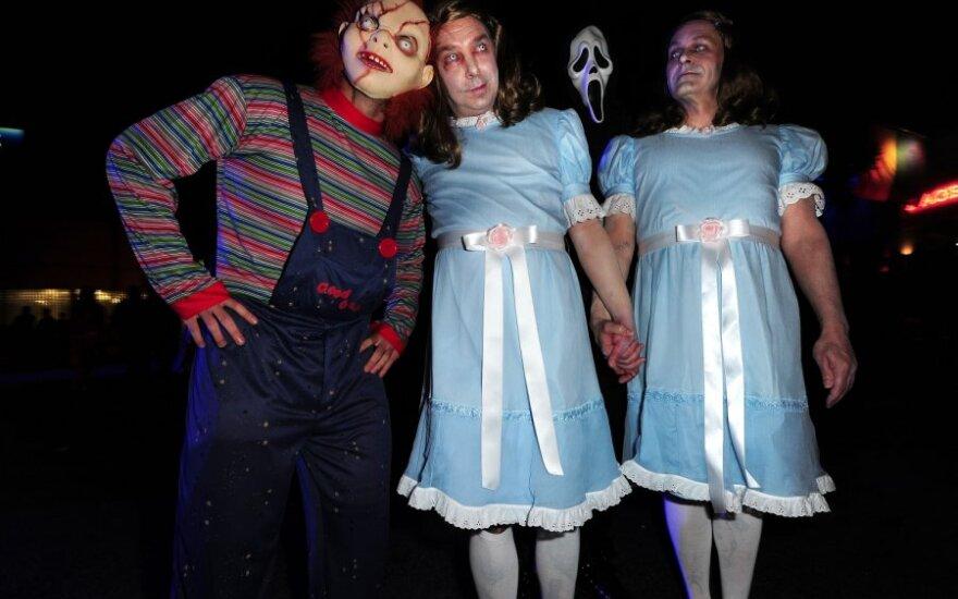 Halloween - Święto duchów i Dzień Zmarłych w Wielkiej Brytanii