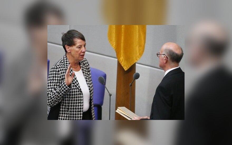 Немецкий министр впервые призналась, что она лесбиянка