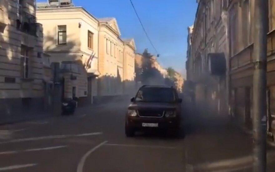 МИД Латвии вручил России ноту в связи с нападением на посольство в Москве