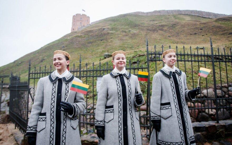 100-летие страны жители Литвы отмечают с большим оптимизмом