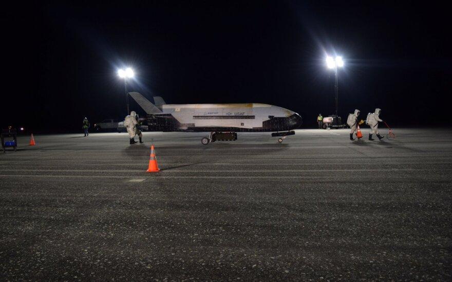 США запустили на орбиту секретный военный космоплан