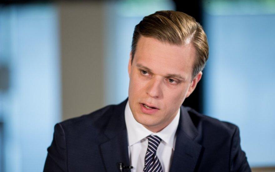 Ландсбергис: консерваторы должны быть партией для людей