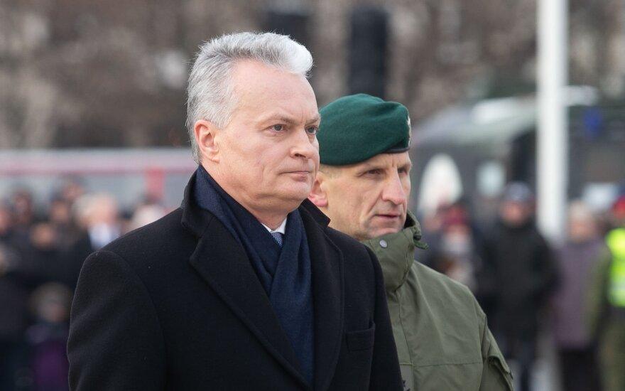 Президент Литвы надеется на решительность лидеров ЕС в ответе на угрозы со стороны России