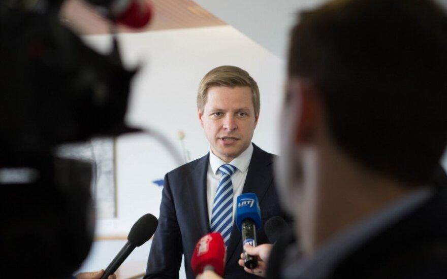 Шимашюс вынес решение по Vilnius veža