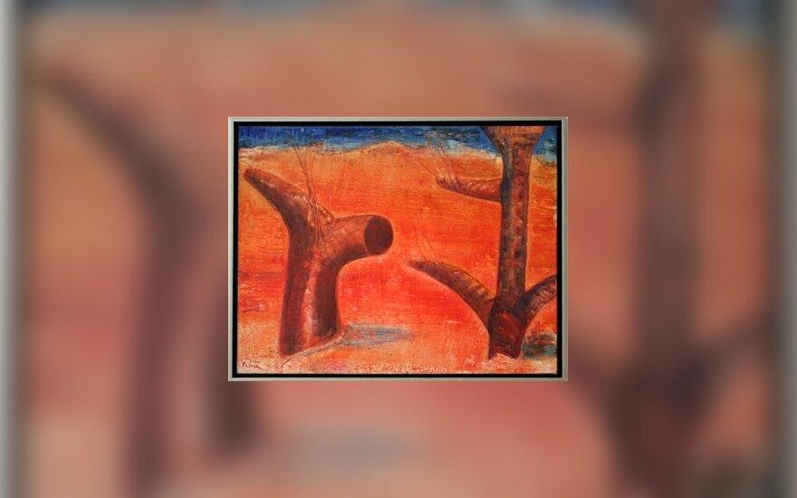 """В Вильнюсе - выставочный цикл """"Абстракция и экспрессионизм"""""""