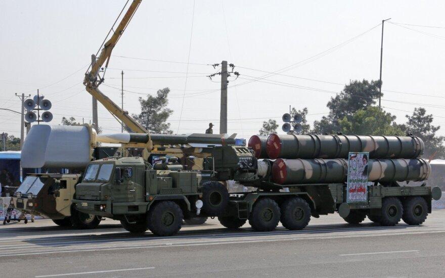 РФ готова безвозмездно поставить в Сирию ЗРК С-300