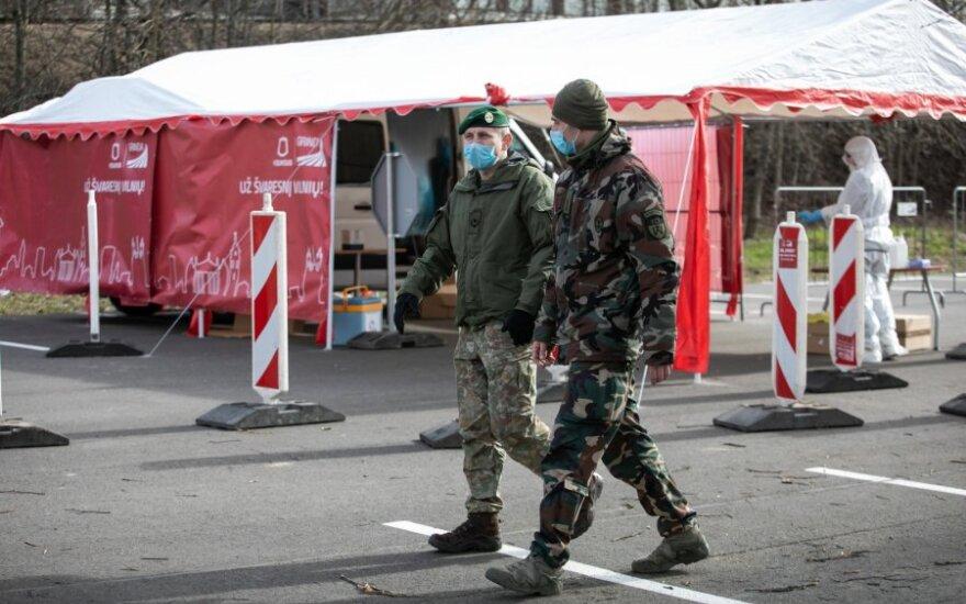В субботу в Литве выявлено еще 14 случаев коронавируса, общее число – 83