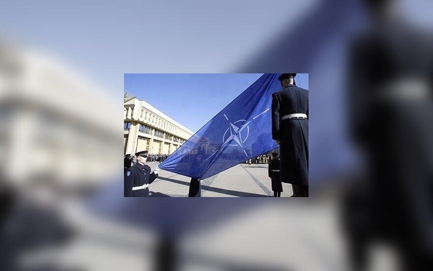 НАТО разрешит ЧФ остаться в Крыму