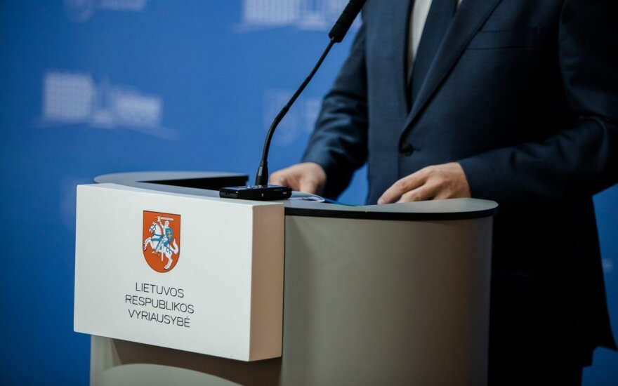 Правительство Литвы намерено выделить более 2,5 млн евро в фонд поддержки беженцев