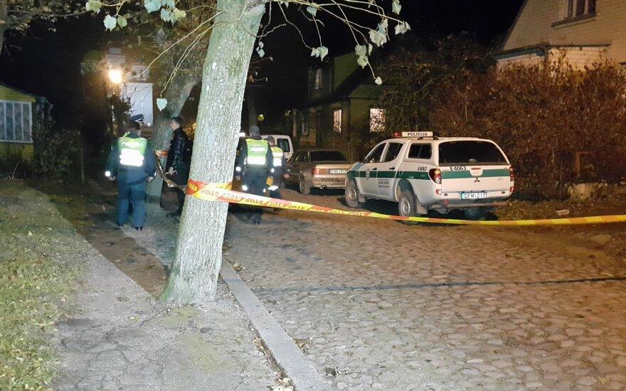 Убийства в Кражяй продолжались три дня