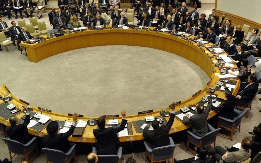 Россия поздравляет Литву с постом в ООН и обещает поддержку