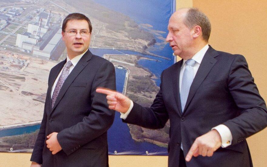Консерваторы Литвы поддерживают кандидатуру Домбровскиса на пост председателя Еврокомиссии
