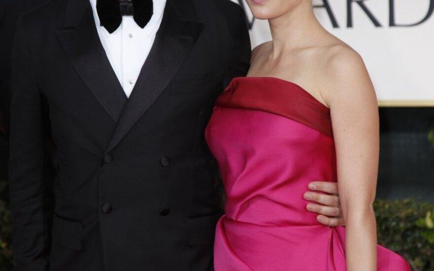 Natalie Portman ir Benjamin Millepied