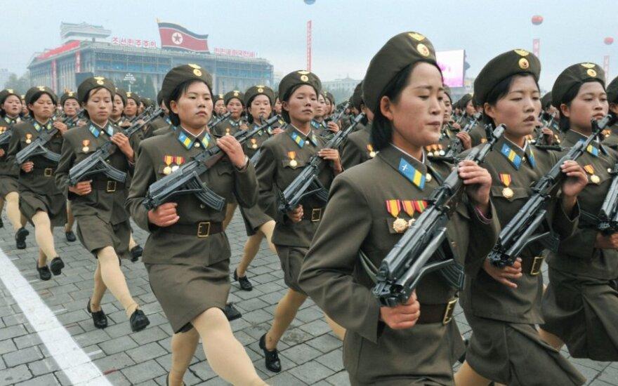 Šiaurės Korėjos kariuomenė