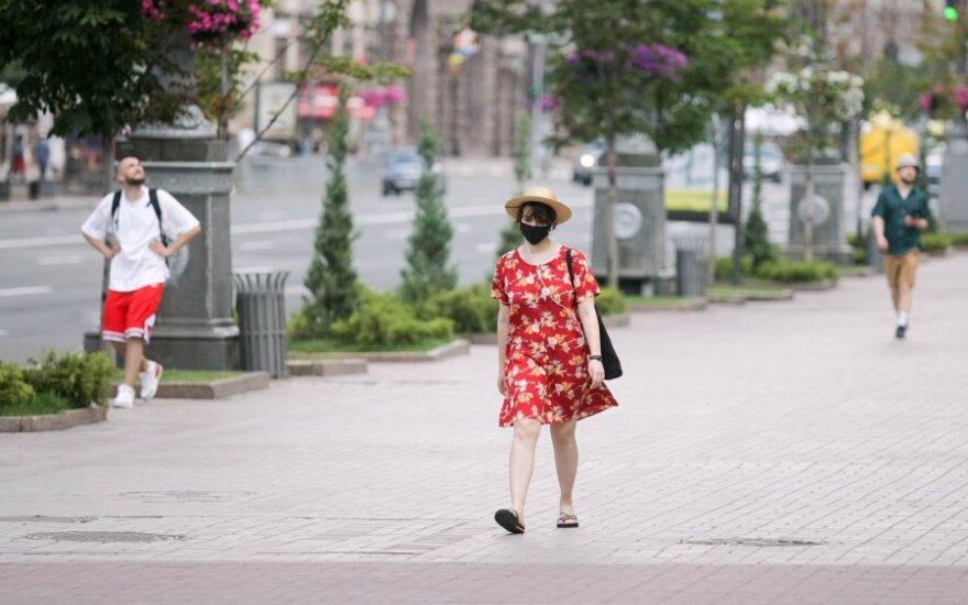 Koronavirusas Ukrainoje