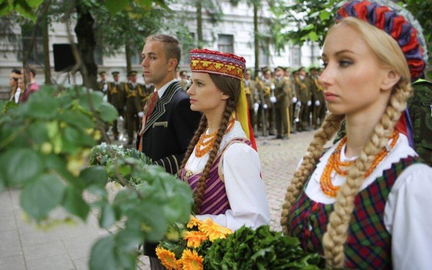 Имена ссыльных в Литве на протяжении суток зачитывали более тысячи человек