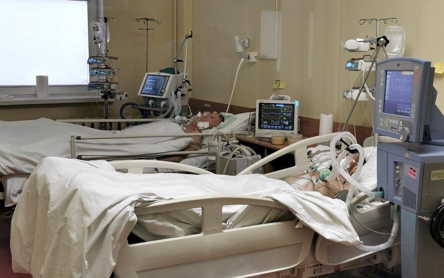 Koronavirusas Klaipėdos universitetinėje ligoninėje