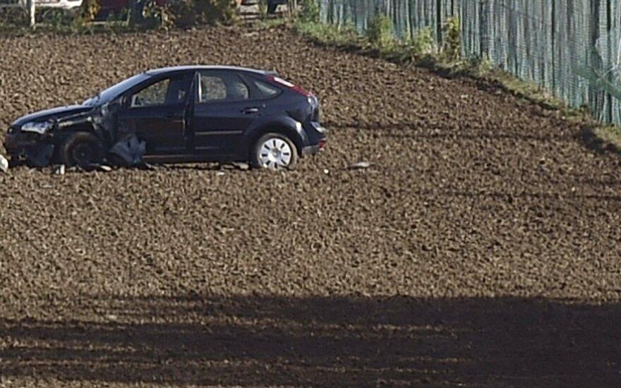 В Бельгии задержан автомобилист, таранивший военную базу