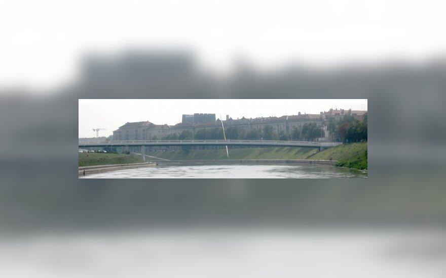 Вильнюсские мосты украсят стальные скульптуры