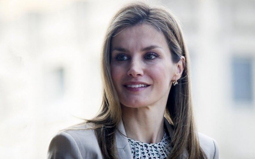 ФОТО: Смотрите, как одевается будущая королева Испании Летиция