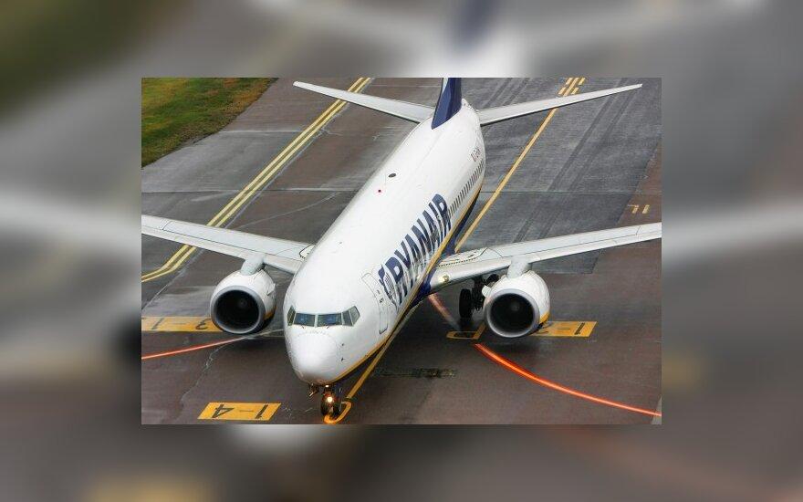 В Каунасе – Ryanair, в Риге – скандал