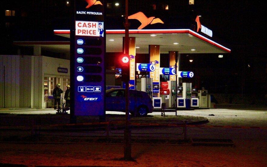 Перед Пасхой: исследование цен на АЗС Литвы