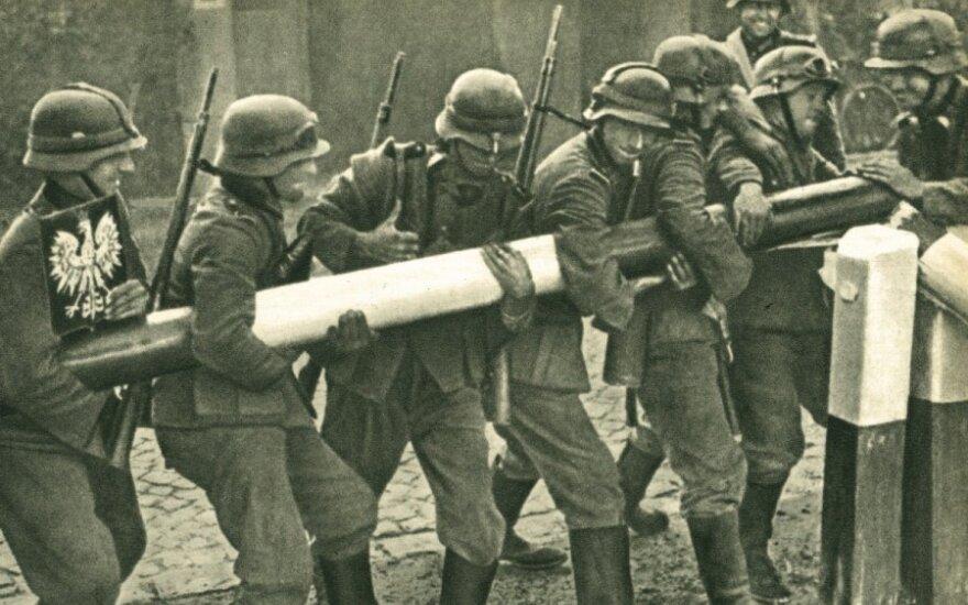 1939 m. rugsėjo 1 d. Vokietijos armija įsiveržė į Lenkijos teritoriją