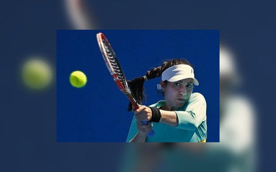 AusOpen: американскую теннисистку стошнило во время матча